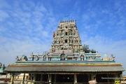 Karu Mariamman Temple, Thiruverkadu