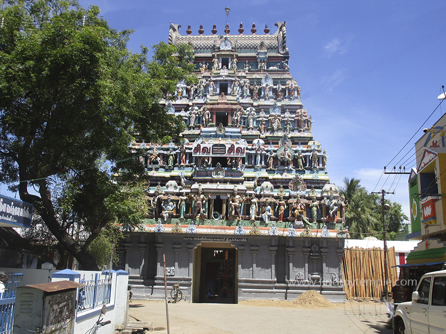 Sri Agneeswarar_temple