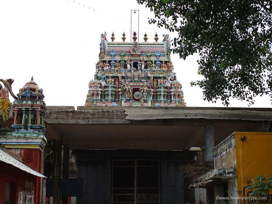 Sikkal_temple